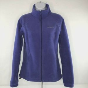 Columbia Sportswear Womens Jacket Fleece Size M